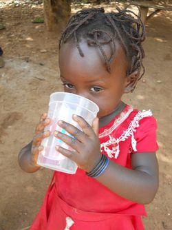 CCF Ishia  drinking 2