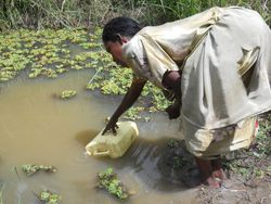 CCF Anette Namugabe water collecting 2