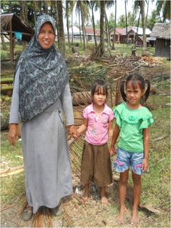 Indonesian family 2