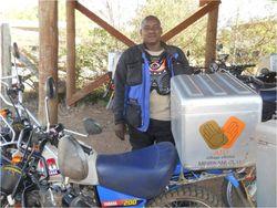 VAC CHW motorcycle 2