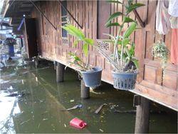 Flooded house 2