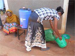 Handwashing station 2