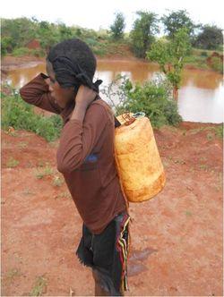 Carrrying water 2