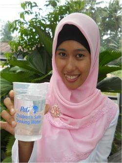 Siska with CSDW cup 2