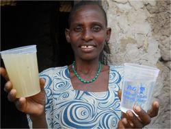 AK Saumu Mboga before & after cups 2