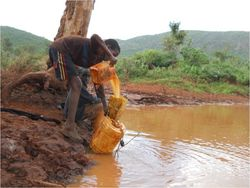 Water collecting 2